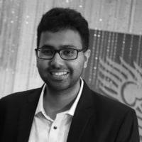 Ganeshram Iyer's Headshot