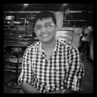 Rohan Desai's Headshot